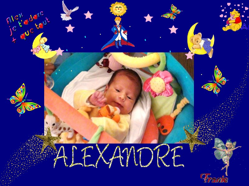 MON ALEXANDRE